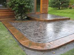 How Much Is A Stamped Concrete Patio loudoun county virginia decorative concrete