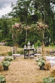 delightful garden wedding at glengarriff lodge junebug