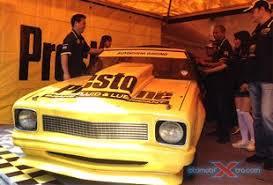 krs corsa matic race seri 1 banten peserta membeludak otomotifxtra