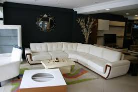 Modern Sofa Furniture Microfiber Interior Designs