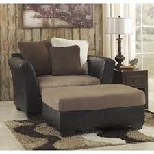 Accent Chair With Ottoman Chair And A Half With Ottoman Visualizeus