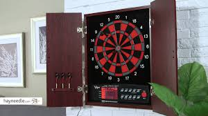 best dart board cabinet viper neptune electronic dart board with cabinet product review