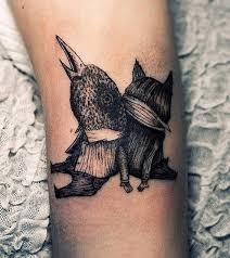 12 most surreal tattoos tattoo com