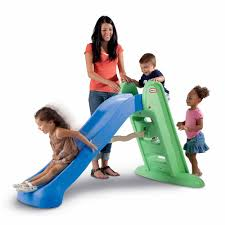 details about large folding slides outdoor kids play backyard