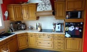 renovation cuisine chene relooker une cuisine rustique ct maison modele de cuisine