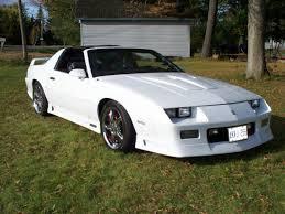 1991 camaro rs t top 1991 1992 pearl white 305 tpi z28 camaro 1le t top for sale in