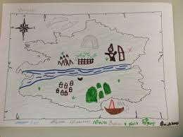 Treasure Island Map 3d U0027s Treasure Island Preposition Map Raka Pyp Classroom 2015 2016