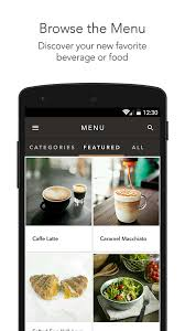 starbucks apk starbucks singapore 2 2 3 apk android lifestyle apps
