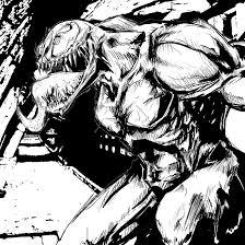 venom sketch by vvernacatola on deviantart