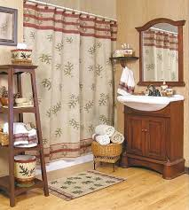 Wallpaper Borders For Bathrooms Attractive Wall Borders For Bathrooms Oak Leaf Bathroom