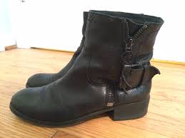 brown moto boots my favorite thing from goodwill sam edelman moto boots dc