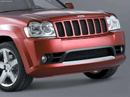 jeep grand cherokee srt8 2006 picture 7 of 12