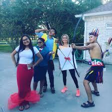 latinx inspired halloween costumes for groups popsugar latina