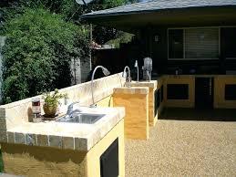 outdoor kitchen sinks ideas sinks outside kitchen sink ideas outdoor sinks faucets outdoor