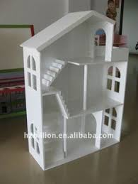 My Homemade Barbie Doll House by Image Detail For Unfinished Doll House Book Case K Pinterest