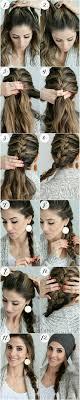 easiest type of diy hair braiding wedding hairstyles tutorial best photos wedding hairstyles