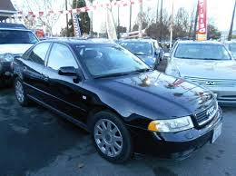 2001 audi a4 for sale 2001 audi a4 awd 1 8t quattro 4dr sedan in san jose ca s