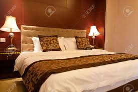 hotel interior super 8 hotel tianjing china stock photo