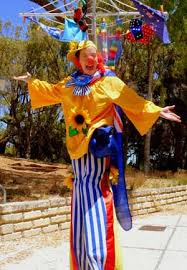 clown stilts sensational stilt walkers many different costumes and are