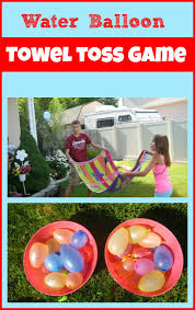 25 water games u0026 activities for kids water balloon tossed and