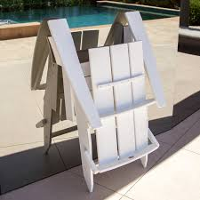 Why Are Adirondack Chairs So Expensive Polywood Modern Folding Adirondack Chair Hayneedle