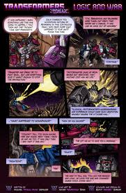 logic and war by transformers mosaic on deviantart