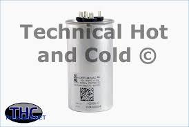 hard start capacitor wiring diagram heat pump hard wiring diagrams
