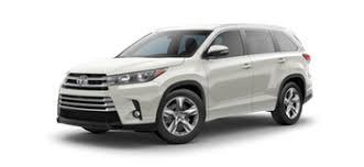 Toyota Highlander Interior Dimensions 2018 Toyota Highlander Interior U0026 Exterior Dimensions