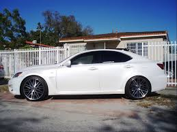 lexus isf twin turbo hp pimped cars lesxus isf with some nice looking rims