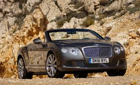 bentley mulsanne matte black 2012 bentley continental gtc convertible u2013 review u2013 car and driver