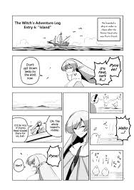 helck chapter 83 5 the witch u0027s adventure log entry 6 island