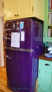 kitchen purple kitchen appliances and 18 cute retro kitchen