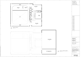 floor plans u2013 the new washington community y facility