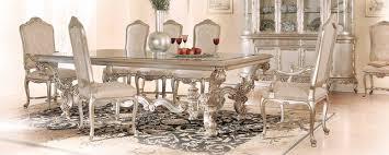 italienische esszimmer luxus esszimmer biedermeier stühle exklusive sessel und