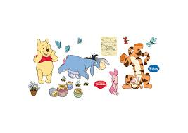 winnie pooh collection wall decal shop fathead for winnie