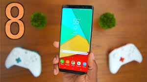 samsung galaxy note 8 a real day in the