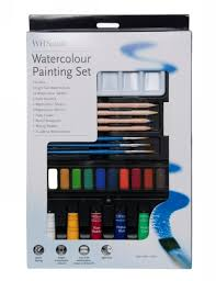 whsmith watercolour paint set whsmith