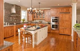 kitchen island countertop overhang kitchen island solid wood countertop decoist building the kitchen