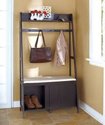 Furnitures Entryway Bench With Shoe Storage And Coat Rack