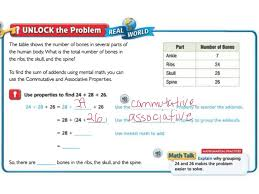 5th Grade Math Worksheets Online Go Math Lesson 1 3 Youtube