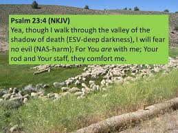 Your Rod And Your Staff Comfort Me The Lord Is My Shepherd Psalm 23 Verses 1 Through Ppt Download