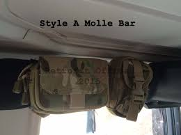 tactical jeep 2 door jeep molle roll bar sleeve u2013 style a retrofit offroad