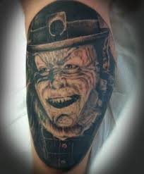 18 horror movie tattoos to die for