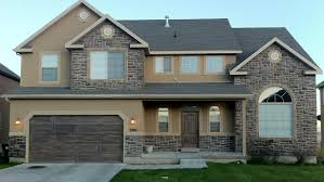 front wall designs for homes fence home house gable ideas exterior home colors with stone and front field accent design small large wood