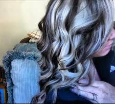 platinum blonde and dark brown highlights something new platinum highlights on dark brown hair 2013