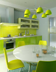 Kitschy Home Decor by Green And Yellow Kitchen Decor Home Design Ideas
