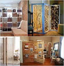 Divider Design | 10 cool diy room divider designs for your home