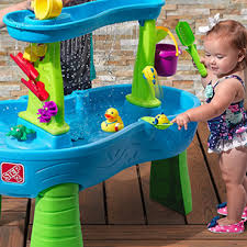 step 2 rain showers splash pond water table rain showers splash pond water table selected as most wanted summer