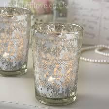 vintage tea light holders antique glass tea light holder with painted flowers live laugh love