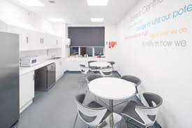 Spacious Design by Centric Health Navan Road Interior Design Over And Aboveover And